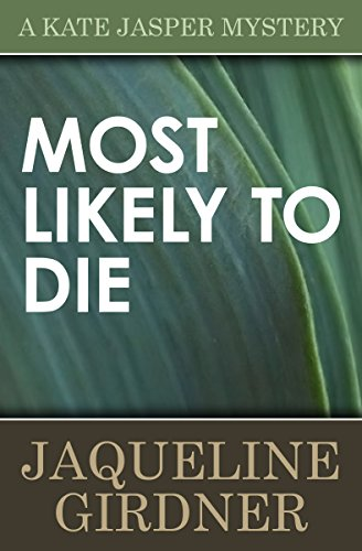 Most Likely to Die (The Kate Jasper Mysteries Book 7) (English Edition) -