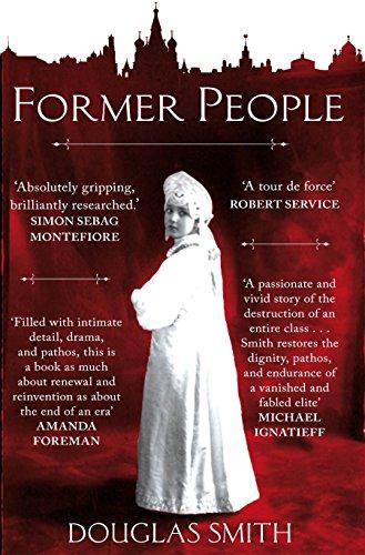 Former People por Douglas Smith