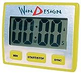 Optiparts Win Design Digitaler Regatta Timer