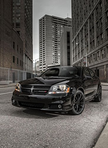 dodge-avenger-customized-24x33-inch-silk-print-poster-seide-poster-wallpaper-great-gift