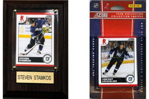 C & I Collectables NHL Tampa Bay Lightning Fan Pack