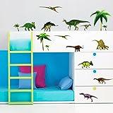 Unbekannt Walplus(TM) - Wandtatto Aufkleber Sticker Dinosaurier