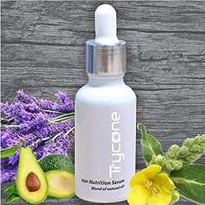 Trycone Hair Growth Serum | Vitamin - E With Lavender Avocado Jojoba and Tea Tree Oil – 30 Ml