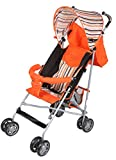 Tiffy & Toffee Baby Buggy Maxtrem Sit and Sleep (Orange)
