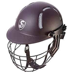 SG Aerotech Cricket Helmet, Men's Small