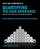 Excel and R Companion to Quantifying the User Experience (English Edition)