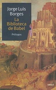 La Biblioteca de Babel par  Jorge Luis Borges