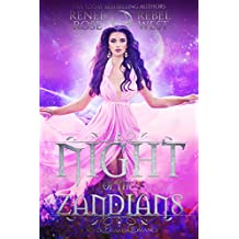 Night of the Zandians: A Reverse Harem Alien Warrior Romance (Zandian Brides Book 2)