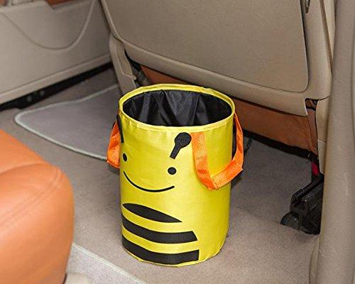 panier-a-linge-pliable-en-tissu-avec-voiture-poubelle-poubelle-jaune-abeille-dessin-anime-conception