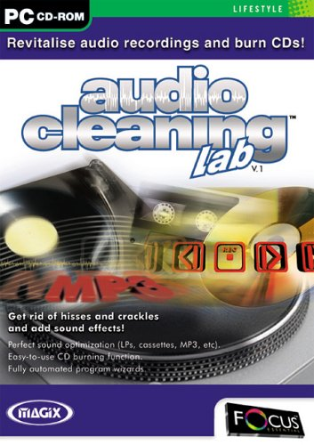 Audio Cleaning Lab 1.0 Test