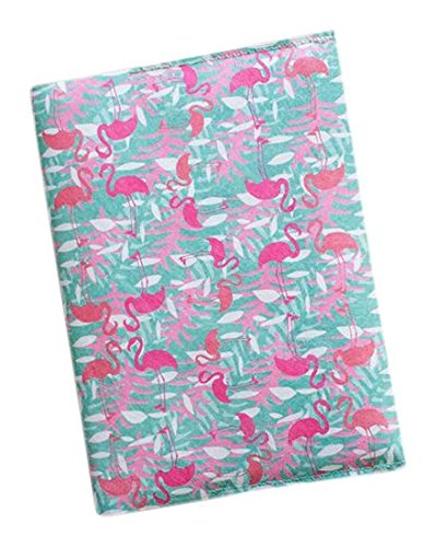 Preisvergleich Produktbild Paprcuts Reisepass Cover - Flamingos: Federleicht, reißfest, wasserfest, recyclebar