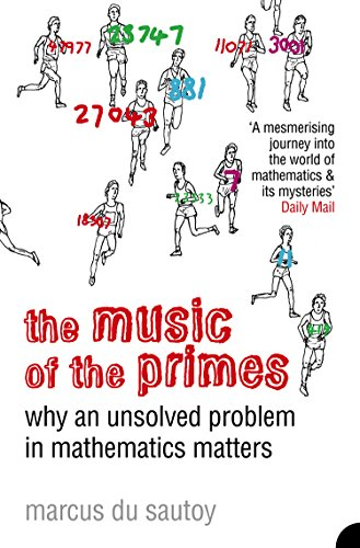 The Music of the Primes: Why an unsolved problem in mathematics matters...
