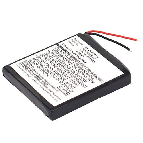 subtelr-batterie-pour-garmin-forerunner-205-forerunner-305-700mah-batterie-de-rechange-garmin-361-00