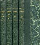 CONFERENCIA JOURNAL DE L'UNIVERSITE DES ANNALES - SERIE DE 7 VOLUMES DE 1920 A 1926
