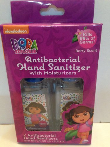 dora-the-explorer-antibacterial-hand-sanitizer-with-moisturizers-total-net-weight-60ml-2-fl-oz-by-vi