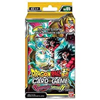 Dragon Ball Super TCG Series 5 Crimson Saiyan Starter Deck (English)