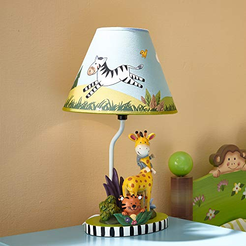 Fantasy Fields by Teamson Lampe De Table Ensoleillée Safari Pour Enfants
