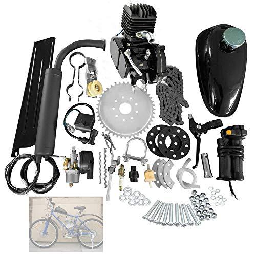 oukaning 50/cc de 2/del bicicleta Moteur motorizado Gasolina hilfsmotor Bike Cycle Motor Set