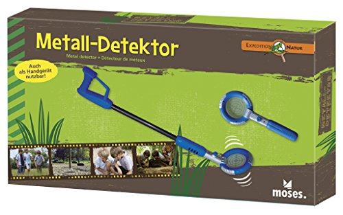 Moses 9625 - Expedition Natur Kinder Metall-Detektor