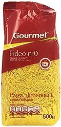 Gourmet Fideo nº 0, Pasta Alimenticia - 0,5 kg
