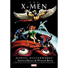 Marvel Masterworks: The X-Men - Volume 5 by Drake, Arnold, Thomas, Roy, Friedrich, Gary, Siegel, Jerry (2013) Paperback