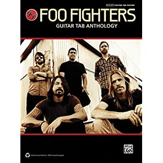 Foo Fighters - Guitar Tab Anthology (Authentic Guitar-Tab)