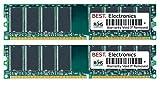 BEST Electronics 32GB Kit (2X 16GB) DDR3 1333MHz 1.35V Registered ECC Arbeitsspeicher für HP Proliant BL460c Gen8, Server Speicher RAM