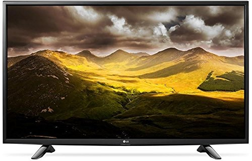"LG 43LH500T - Pantalla plana de 43"" (Full HD, A+, 16:9, HDMI), color negro"