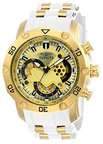Invicta Herren-Armbanduhr 23424 - Bands Watch Invicta Silikon