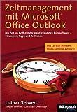 Zeitmanagement mit Microsoft Office Outlook, m. DVD