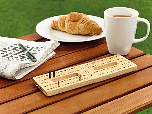 Imagen principal de Gibson - Tablero plegable para juego de Cribbage