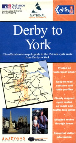 Derby to York Cycle Route (Sustrans National Cycle Network)