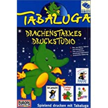 Tabaluga Drachenstarkes Druckstudio
