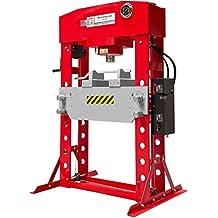 Prensa de taller hidráulica con cilindro móvil WP100H