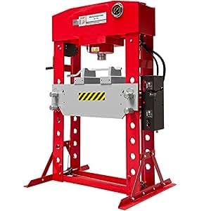 Pressa idraulica con cilindro mobile wp100 h for Pressa fai da te