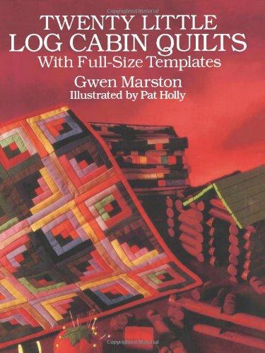 twenty-little-log-cabin-quilts