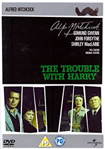 The Trouble With Harry [DVD]