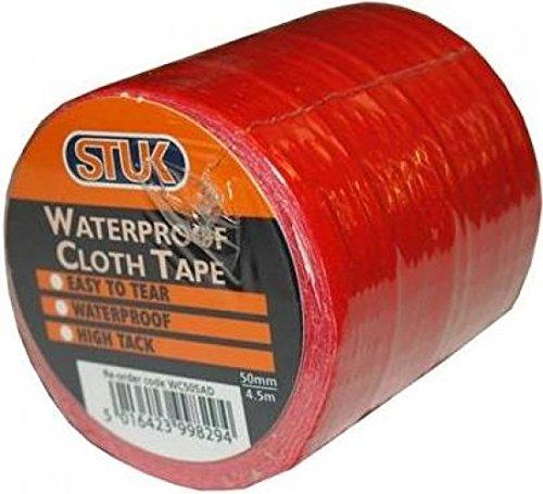 STUK Waterproof Cloth Tape 4.5M