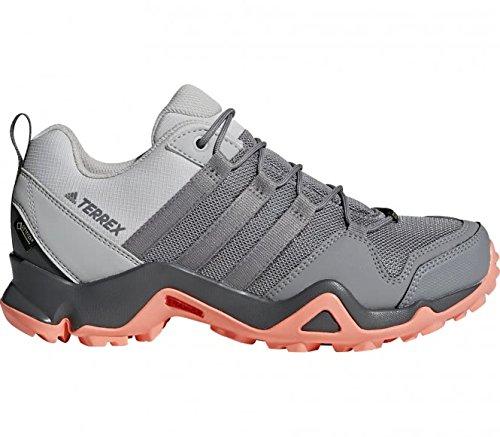 adidas Damen Terrex AX2R GTX Trekking-& Wanderhalbschuhe, Grau (Gritre/Gritre/Cortiz 000), 39 1/3 EU