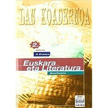 Euskara -A- DBHO 2 -Lan Koadernoa-