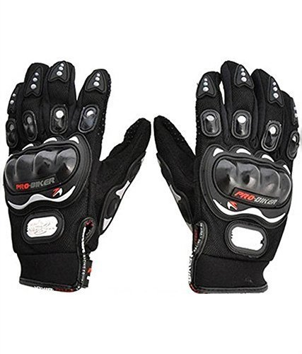 fueprobiker motorcycle/bike riding gloves FUEProBiker Motorcycle/Bike Riding Gloves 518VYPxxKrL