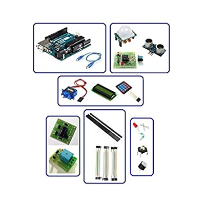 OLatus Arduino Uno Starter Kit (Advance)