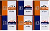 Orkay Vedika Masala Cones/Dhoop Cones 6-...