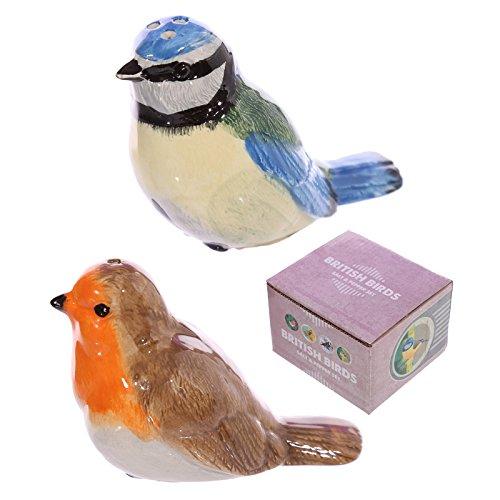 Set Sale e Pepe Pettirosso e Ciaciarella in ceramica