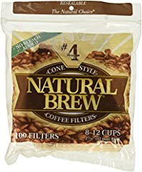 Natural Brew Coffee Filters