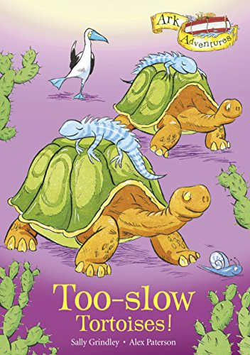 Too-slow tortoises!