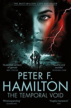 The Temporal Void (The Void Trilogy Book 2) by [Hamilton, Peter F.]