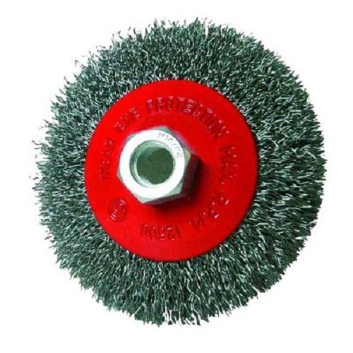 Silverline 763625 - Cepillo circular acero
