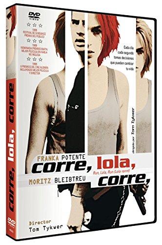 Corre, Lola, Corre DVD 1998 Run, Lola, Run (Lola rennt)