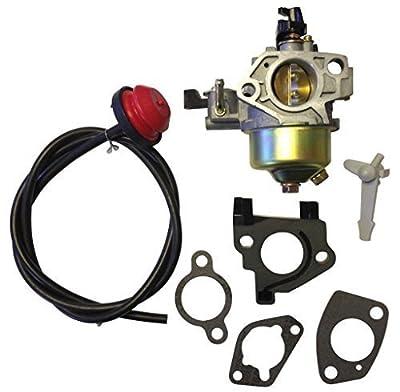 Everest Marke Honda HS80hs828hs928Schneefräse WT30X Vergaser W/Primer Kraftstoffschlauch Dichtungen
